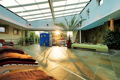 Saunabereich Wellness Freizeit In Goettingen